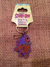 Cartoon Network Scooby Doo Clip On Key Ring Chain Pals Birthday Stocking Stuffer