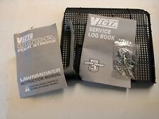 Victa Ultima lawn mower instruction book & hardware kit
