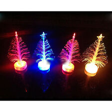 Glitter Tree Christmas LED Light Bulb Home Party Bar Display for Halloween  2016