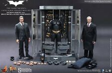 NEW Hot Toys Batman Armory Bruce Wayne And Alfred MMS 236 New!!!!