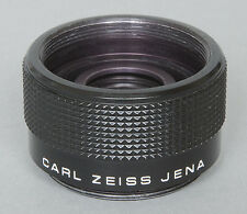 RARE- Carl Zeiss Jena M42 2x converter teleconverter -small separation on glass