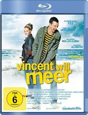 VINCENT WILL MEER   BLU-RAY NEU FLORIAN DAVID FITZ/KAROLINE HERFURTH/+