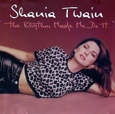SHANIA TWAIN : THE RHYTHM MADE ME DO IT / CD (PICTURE DISK)