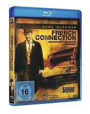 French Connection - Brennpunkt Brooklyn [2 Disc Blu-ray](NEU & OVP) Gene Hackman