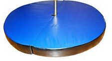 """5'x2"""" Blue Pole Dance Crash Mat Safety Pad Yoga Dancing Cushion I DC01"""