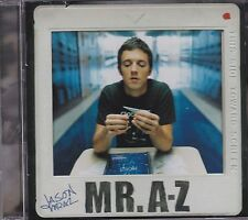 JASON MRAZ - MR. A-Z  on CD - NEW