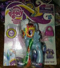 My Little Pony Friendship Magic Crystal Princess Celebration Rainbow Dash w Mask