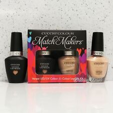 CUCCIO Veneer Match Makers - LOS ANGELES LUSCIOUS 6001 Gel & Lacquer Duo Kit