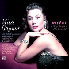 Mitzi Gaynor MITZI + SINGS THE LYRICS OF IRA GERSHWIN  + BONUS TRACKS