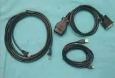 set of cables for GM MDI diagnostic tool obdii main cable net cable usb cable