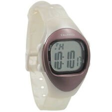Ladies' New Age 4 Alarm Talking Watch Pearl Pink - Low Vision, Loud, Stopwatch