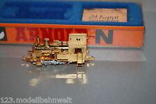 Arnold 2701 Dampflok BN2 Ploxemam Standmodell vergoldet Spur N OVP