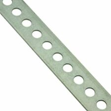 Perforated Metal Strip 305 x 8.75mm 0.5mm Thickness