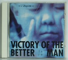 CD L 'utopiste victory of the better si CMP Records 1991