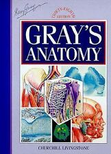 Gray's Anatomy: The Anatomical Basis of Medicine & Surgery-ExLibrary