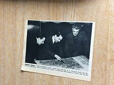S5 ephemera 1945 picture ministry of works professor holford r t kennedy stephen