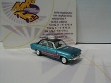 """Brekina 20384 - Opel Ascona A Fahrschule Flott """" blau metallic """" 1:87"""