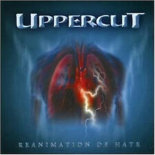 "Uppercut ""Reanimation Of Hate"" CD [female fronted old school Thrash, Kreator]"
