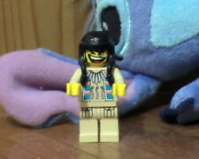 rare Vintage classic LEGO WESTERN west INDIAN MINIFIGURE goes with cowboys etc
