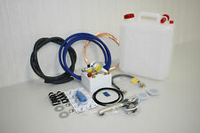 Gas and Water kit for Smev 9222 with 20l Water Container + Truma 30mbar 8mm Reg.