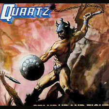 Stand Up and Fight by Quartz (Rock) (CD, Jun-2004, Majestic Rock)