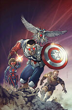 CAPTAIN AMERICA SAM WILSON #9