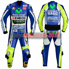 ROSSI MOTOGP Motorcycle Racing Leather Suit Motorbike Men Leather Jacket Trouser