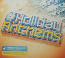 VARIOUS ARTISTS - #Holiday Anthems (3xCD)  FREE UK P+P .........................