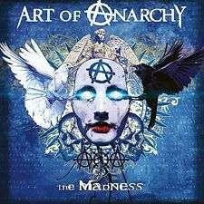 ART OF ANARCHY - THE MADNESS   CD NEU