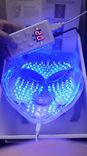 JMF Red Blue Green Photon Skin Facial Mask LED Light Therapy Photodynamics PDT