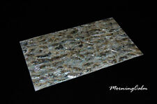 Green Abalone Veneer Sheet (Mother of Pearl MOP Shell Inlay Overlay Nacre)
