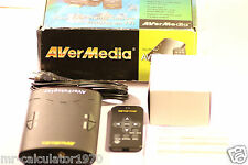 AVERMEDIA AVERFOTOPLAY COMPACTFLASH & SMARTMEDIA READER FOR TV AV/S-VIDEO OUT PU