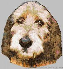 Embroidered Sweatshirt - Otterhound DLE2497 Sizes S - XXL