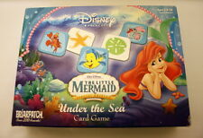 Disney Princess Little Mermaid Under The Sea Card Game Special Edition