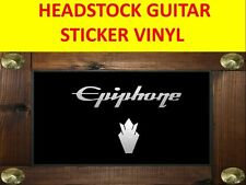 EPIPHON CROWN SG SILVER HEADSTOCK STICKER VISIT OUR STORE WITH MANY MORE MODELS