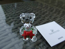 SWAROVSKI 2014 CHRISTMAS XMAS KRIS BEAR 5058935 BRAND NEW AND BOXED