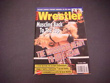 The Wrestler Magazine,Oct 1996,Razor,Diesel's Violent Farewell,Warrior,WWF
