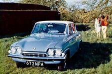 1963 Ford England Consul 315 Classic Factory Photo J2444