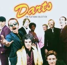 Darts Platinum Collection CD NEW SEALED Daddy Cool/The Girl Can't Help It+