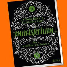 Holly Black, Cassandra Clare   Magisterium (3)   Der Schlüssel aus Bronze(Buch)