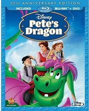 Pete's Dragon [35th Anniversar (2012, REGION A Blu-ray New) BLU-RAY/WS/35th Anni