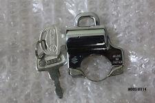 Suzuki A50 RV90 RV125 TS125 TS185 GT185 GT380 Helmet Lock Rare Item NOS JAPAN