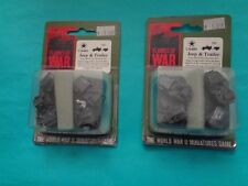 Flames of War: Jeep & Trailer US409