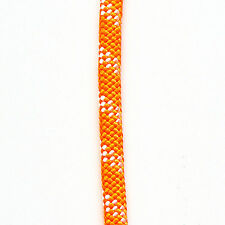 """ATAR Static kernmantle rescue rope 7/16"""" 11mm x 50ft Safety Orange UL ANSI NFPA"""