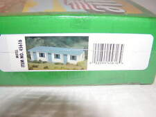 Bachmann 45616 Plasticville U.S.A. Motel O 027 MIB New This is a Kit Snap-Fit