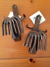Wall Sconce Votive Candle Holders - Set of 2 Copper Palm Trees