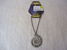 """Doctor Who Necklace """" NEW WITH TAG """""""