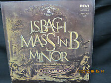 Michel Corboz J.S. Bach Mass In B Minor - Soloists, Chorus & Orch of Lausanne