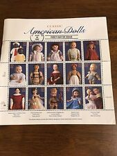 Doll Stamps  FIRST DAY OF ISSUE USPS Anaheim California 1997