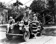 8x10 Print Florida Bathing Beauties in Columbia Six Sport Automobile #3a35026u